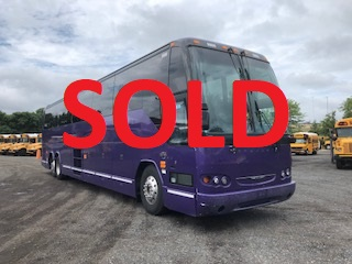 2005 Prevost H345 – Purple